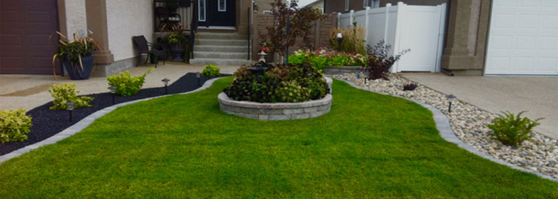 Redidential Landscaping Services in Calgary and Surrounding Area