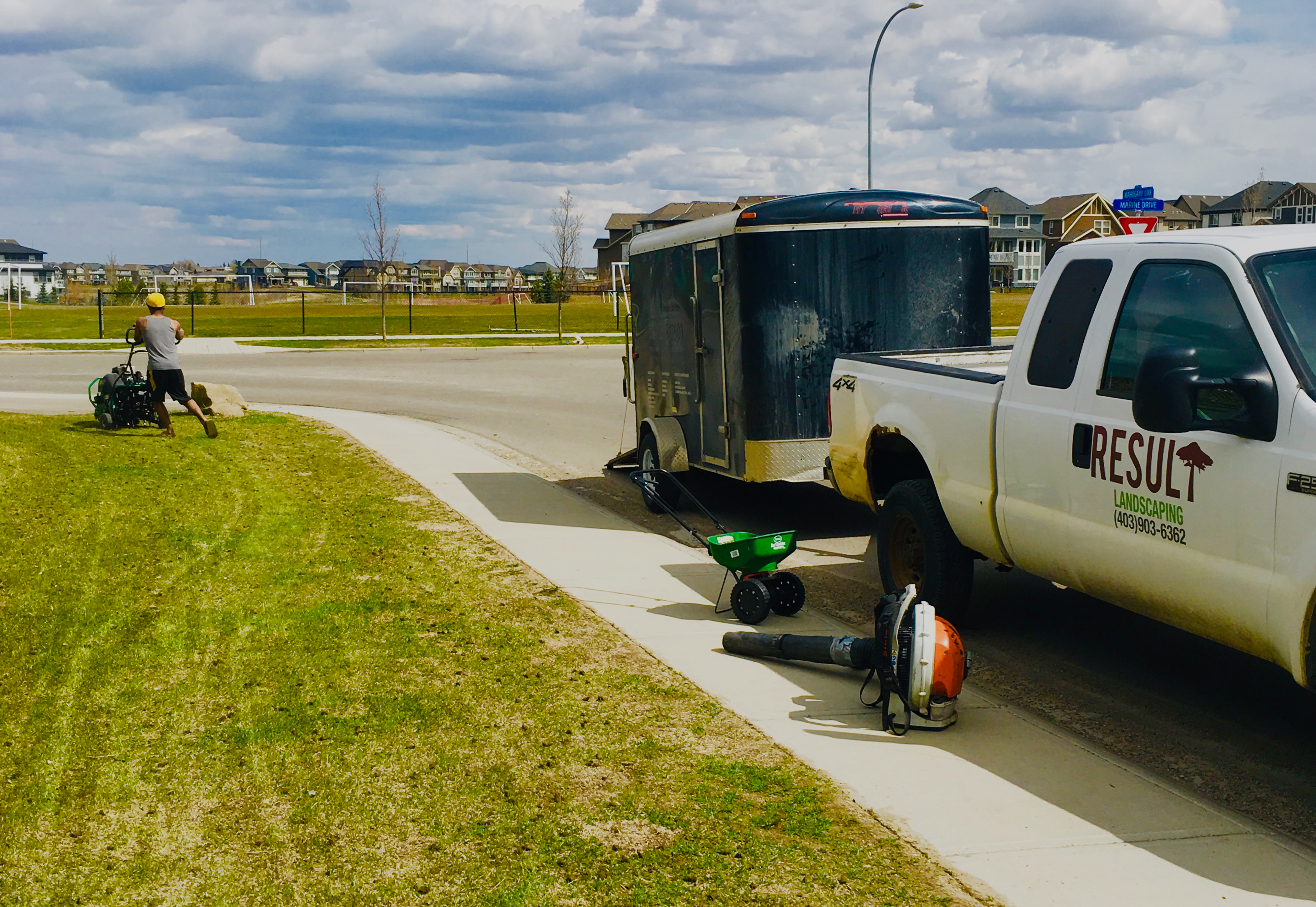 Spring Cleanups in Calgary